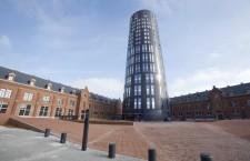 hotel de police Charleroi
