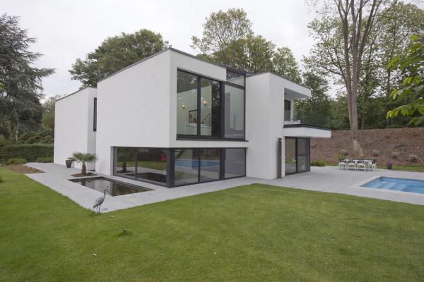 constructeur maison cubique belge avie home. Black Bedroom Furniture Sets. Home Design Ideas